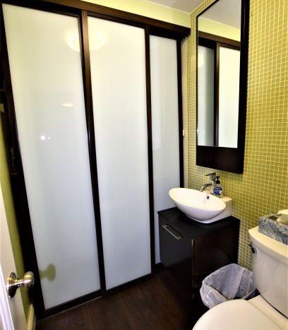Bathroom in Dental Office